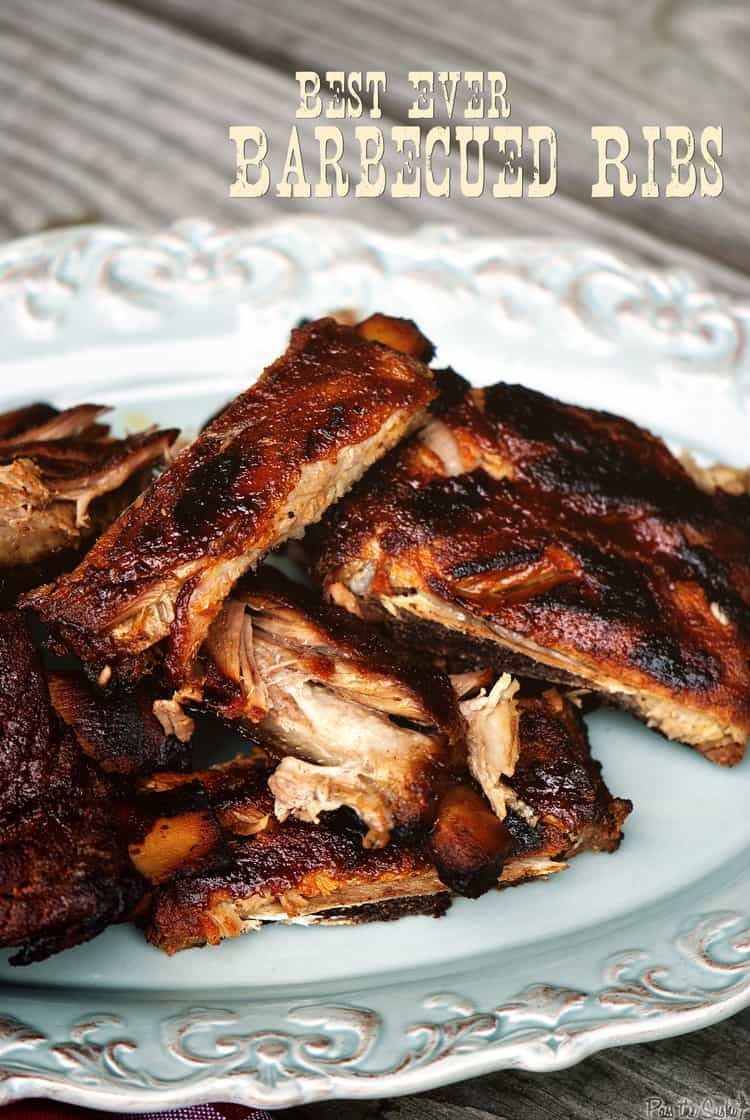 That's right the best ever BBQ ribs, and 16 other rib recipes to get your grill going this summer!