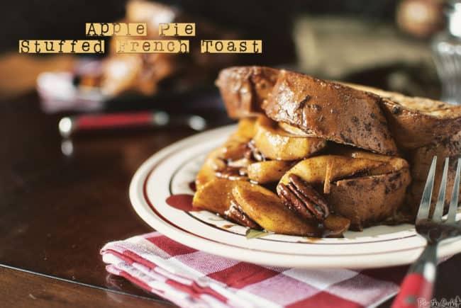 Apple Pie Stuffed French Toast   Kita Roberts PassTheSushi.com
