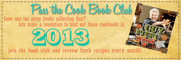 Pass the Cook Book Club!