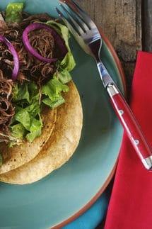 Salpicon Beef Salad