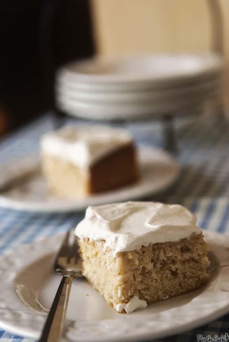 Tres Leches Cake | Kita Roberts PassTheSushi.com