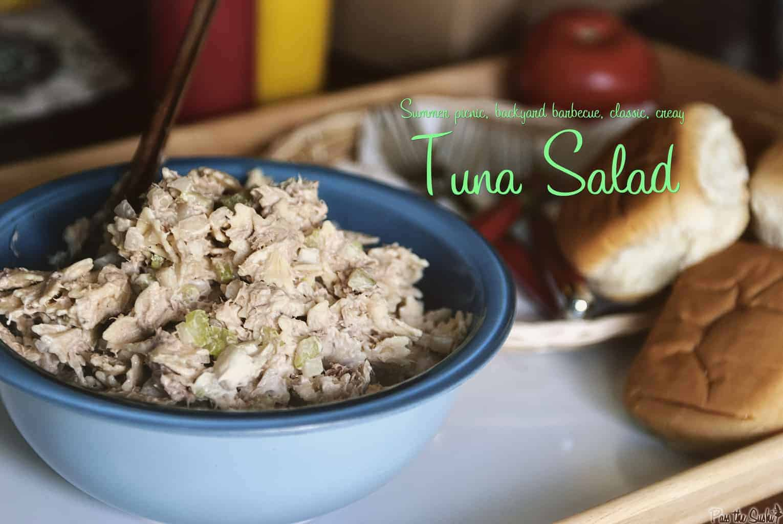 Tuna Salad Recipe Paula Deen