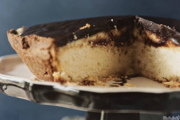 Boston Cream Pie | Kita Roberts PassTheSushi.com