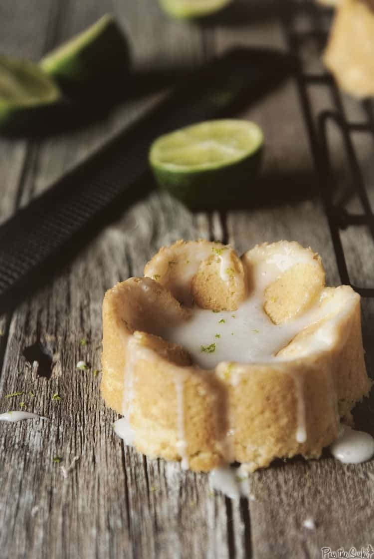 Coconut Lime Pound Cake | Kita Roberts PassTheSushi.com