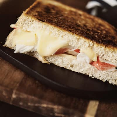Poor Girls Lobster Grilled Cheese & T-Fal Griddle Giveaway