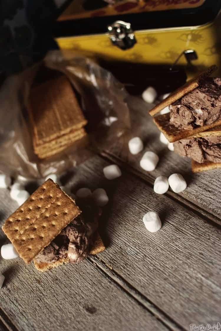 Chocolate S'mores Parfait | Kita Roberts PassTheSushi.com