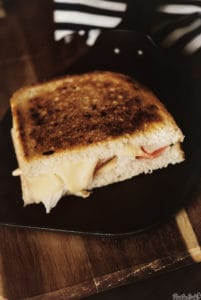 Poor Girls Lobster Grilled Cheese | Kita Roberts PassTheSushi.com