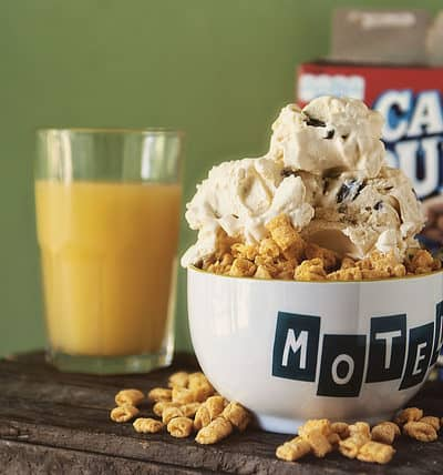 Capt'n Crunch Chocolate Chip Ice Cream