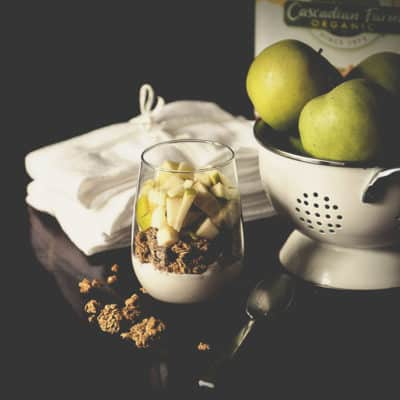 Super Simple Breakfast Parfait Recipe