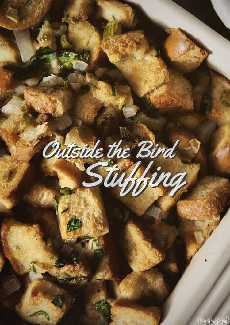 Outside the Bird Stuffing | Kita Roberts PassTheSushi.com