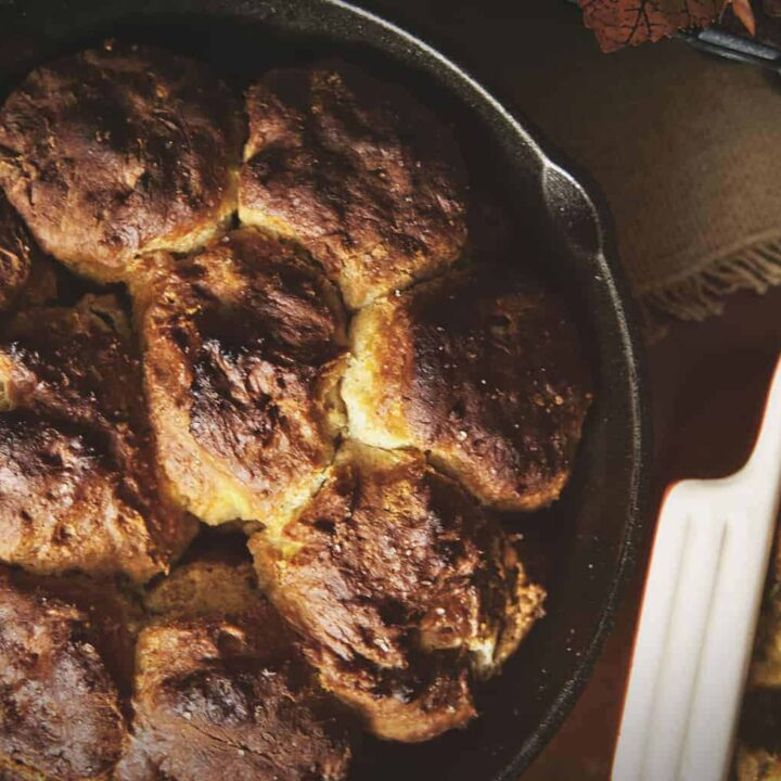 Sage and Honey Biscuits