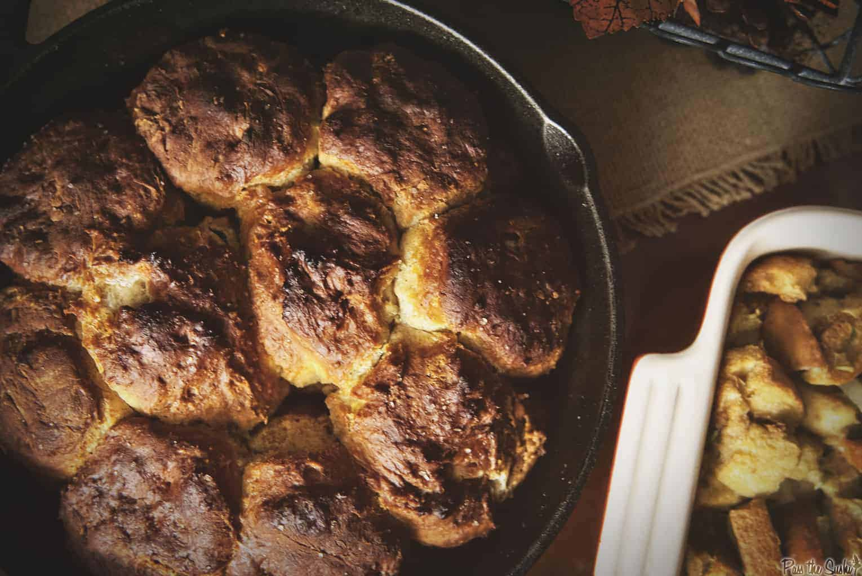 Sage and Honey Biscuits   Kita Roberts PassThSushi.com