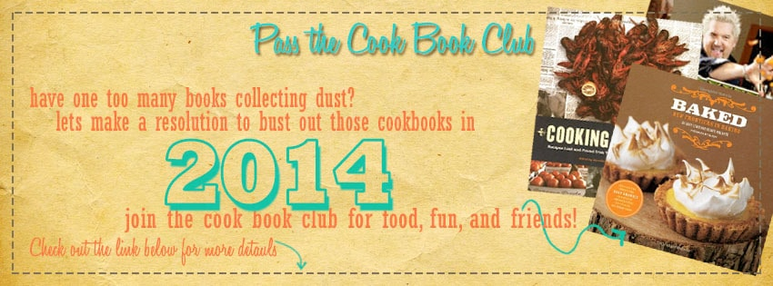 Join the Cookbook Club!