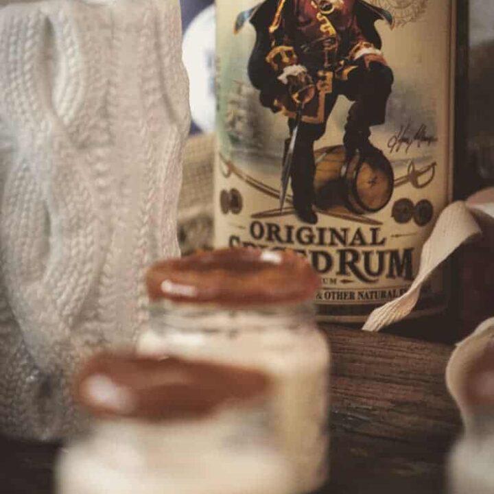 Dulce de Leche Rum Shooters | Kita Roberts PassTheSushi.com