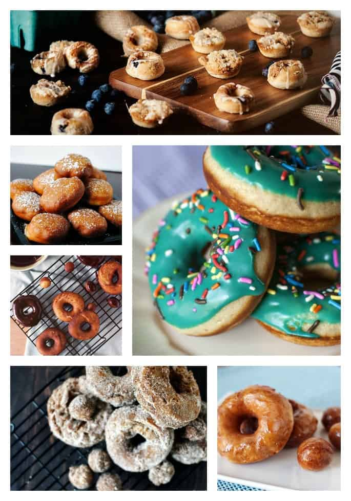 More doughnuts!