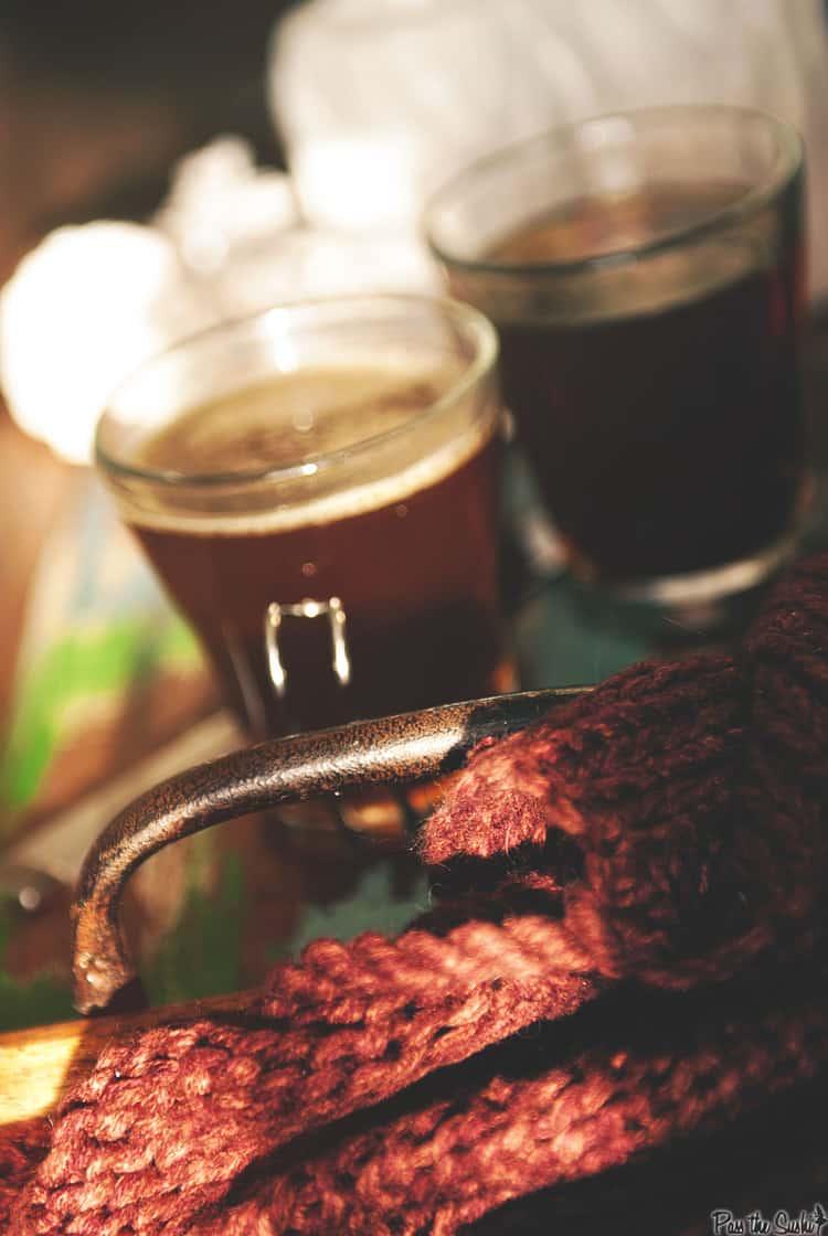 Hot Buttered Rum | Kita Roberts PassTheSushi.com