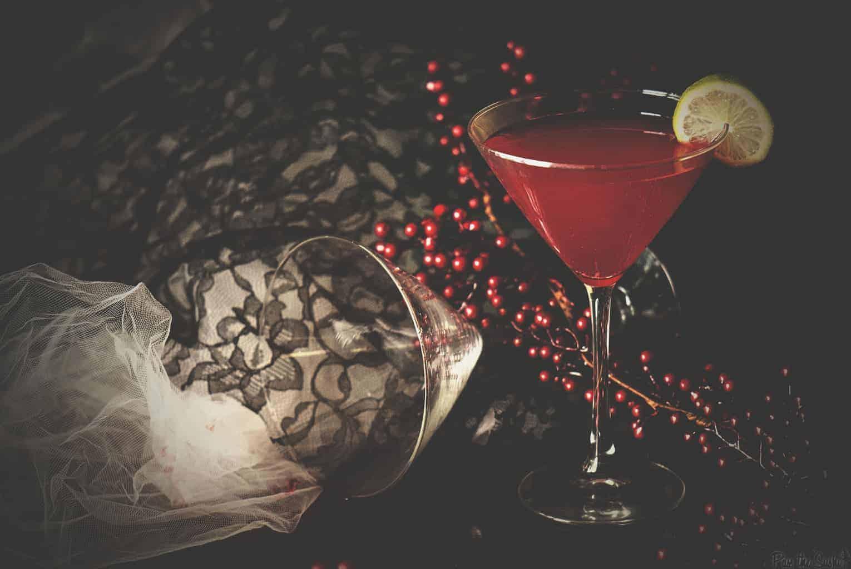 The Jack Rose Cocktail | Kita Roberts PassTheSushi.com