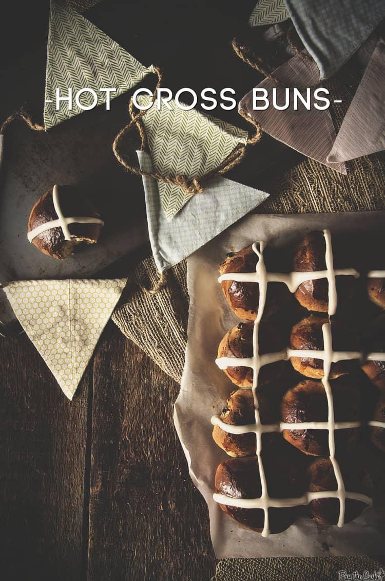 Hot Cross Buns | Kita Roberts PassTheSushi.com