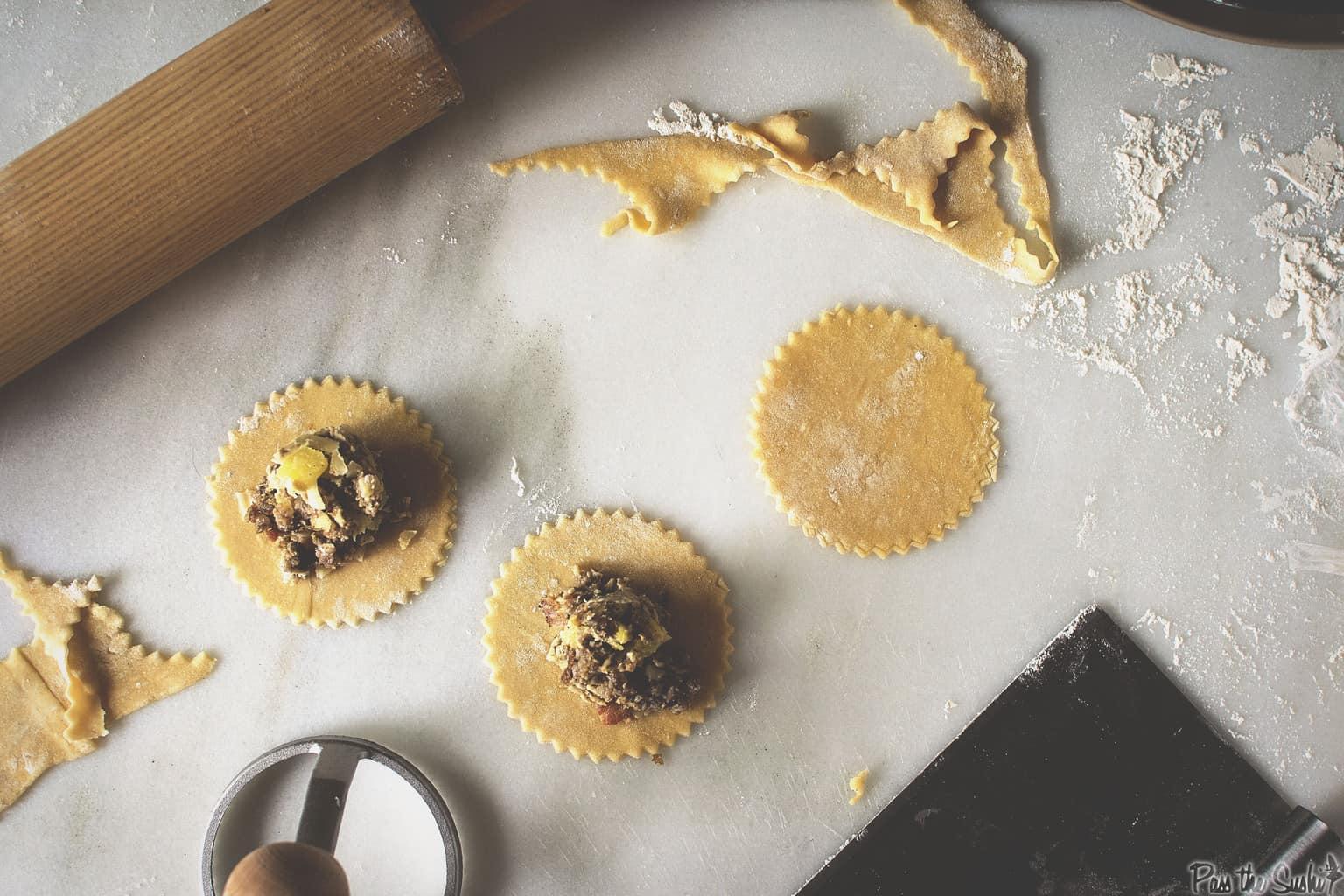How to make Homemade Pasta | Kita Roberts PassTheSushi.com