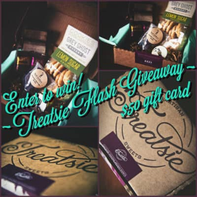 Treatsie – Artisan Sweets Gift Box #Giveaway
