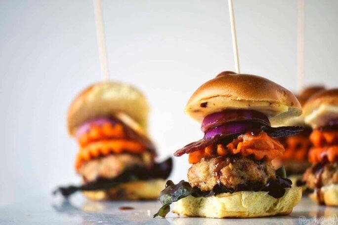 The Conquistador Turkey Burger | Kita Roberts PassTheSushi.com