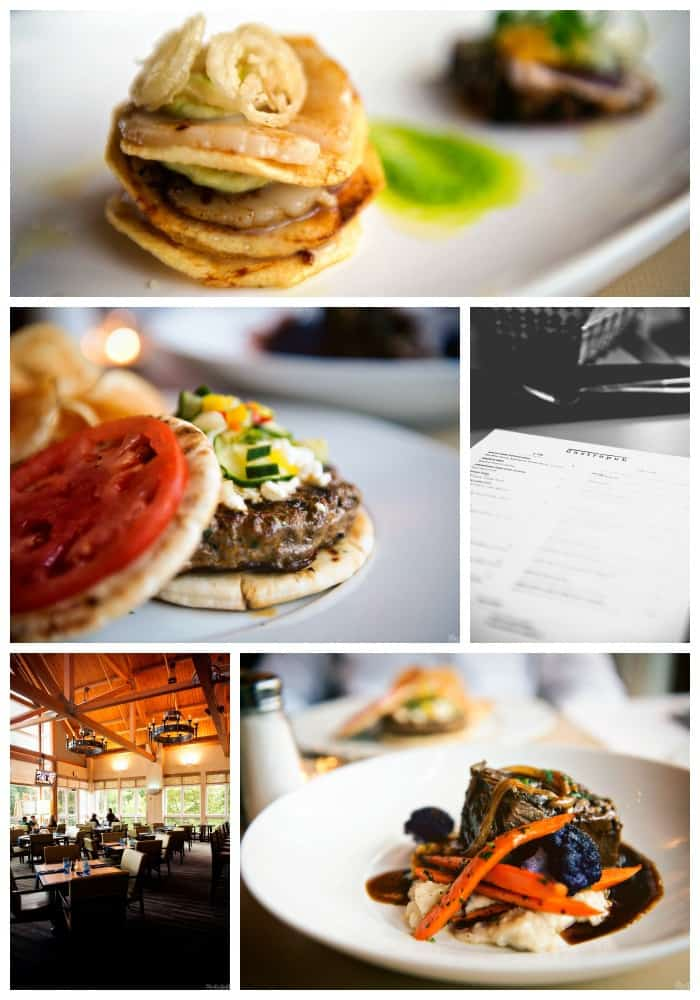 Wonderful food and presentation from The Gastropub at Hyatt Regency Chesapeake Bay | Photo by KitaRobertsPhotography.com