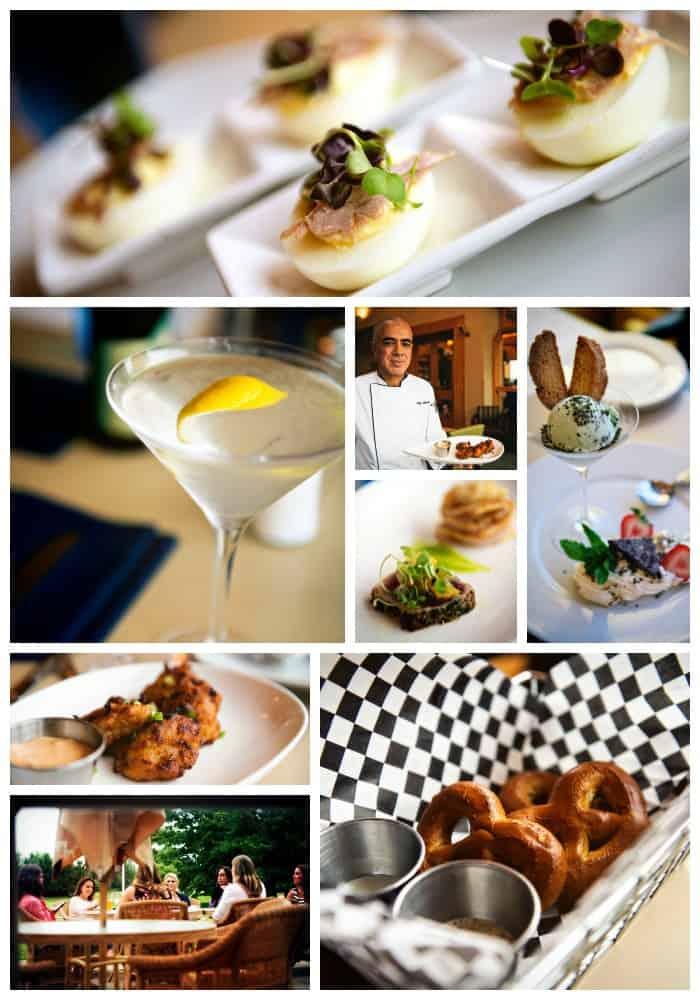 Beautiful food and service The Gastropub at Hyatt Regency Chesapeake Bay   Photo by KitaRobertsPhotography.com