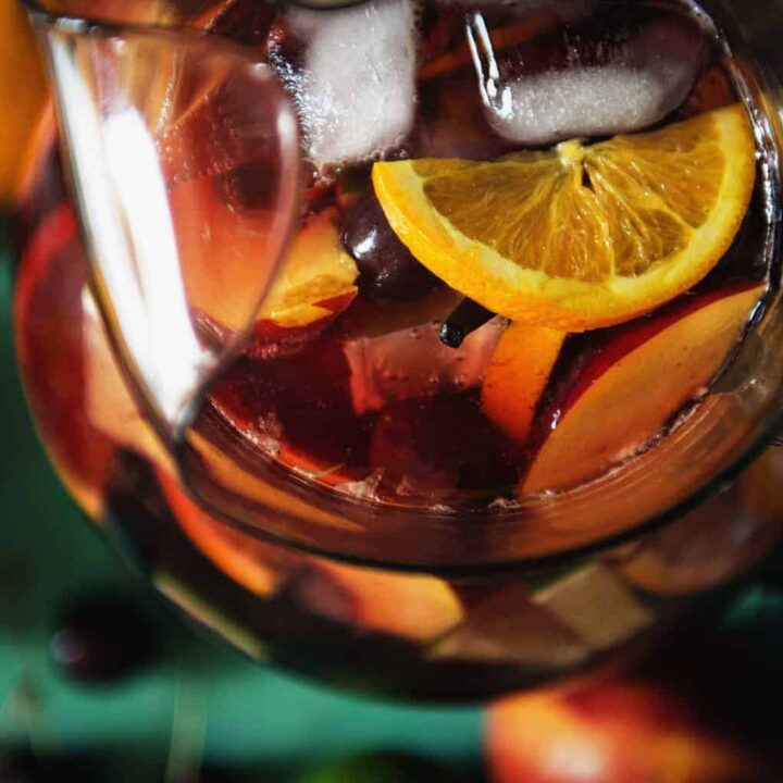The Only Sangria Recipe You'll Ever Need