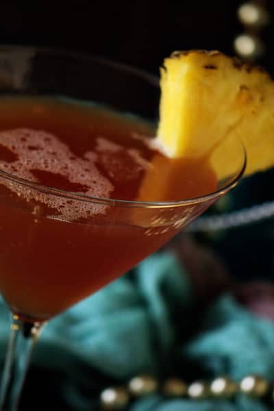 Phoenix Cocktail || PasstheSushi.com