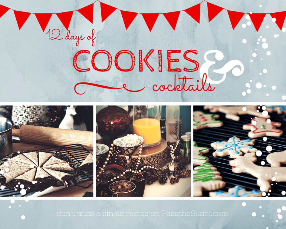 Cookies & Cocktails | PasstheSushi.com