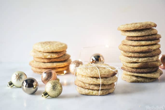 Classic Snickerdoodle Cookies | Kita Roberts PassTheSushi