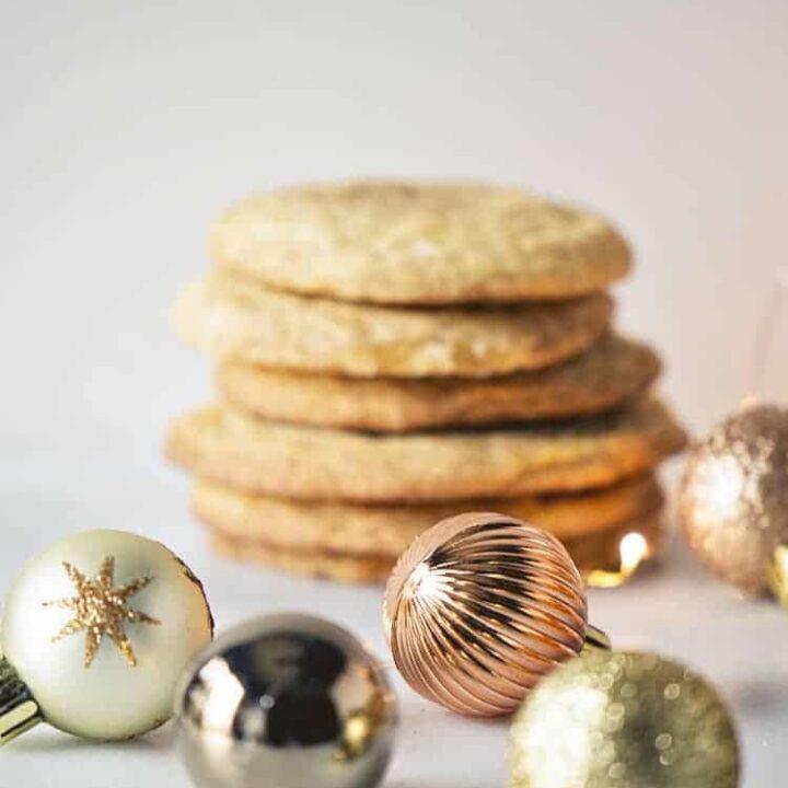 Classic Snickerdoodle Cookies   Kita Roberts PassTheSushi.com