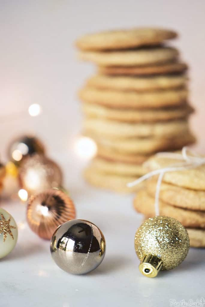 Classic Snickerdoodle Cookies | Kita Roberts PassTheSushi.com