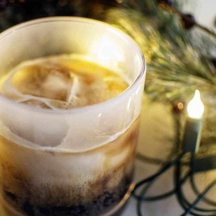 Dark Moon Cocktail