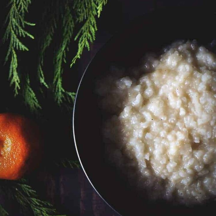 Slow Cooker Coconut Rice Pudding | Kita Roberts PassTheSushi