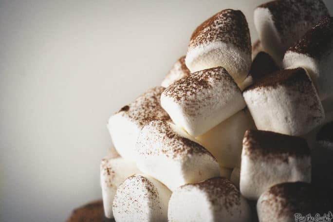 Hot Cocoa Cake | Kita Roberts PassTheSushi.com