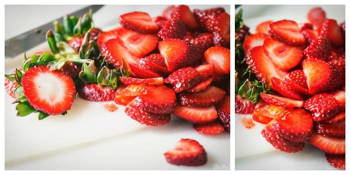 Strawberry Layer Cake   Kita Roberts PassTheSushi.com