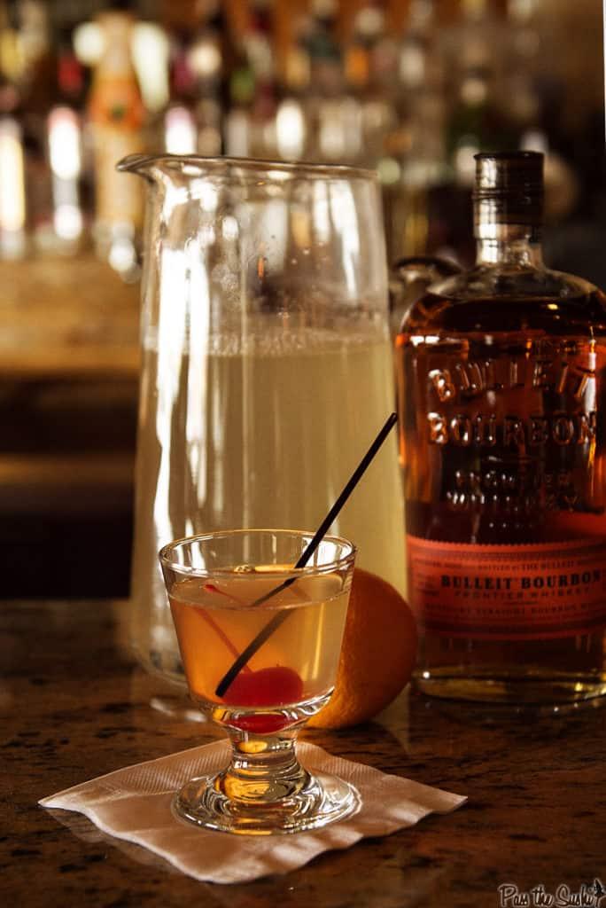 Whiskey Sour | Kita Roberts PassTheSushi.com