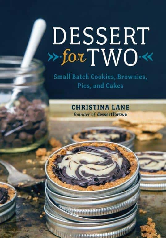 Dessert for Two Cookbook