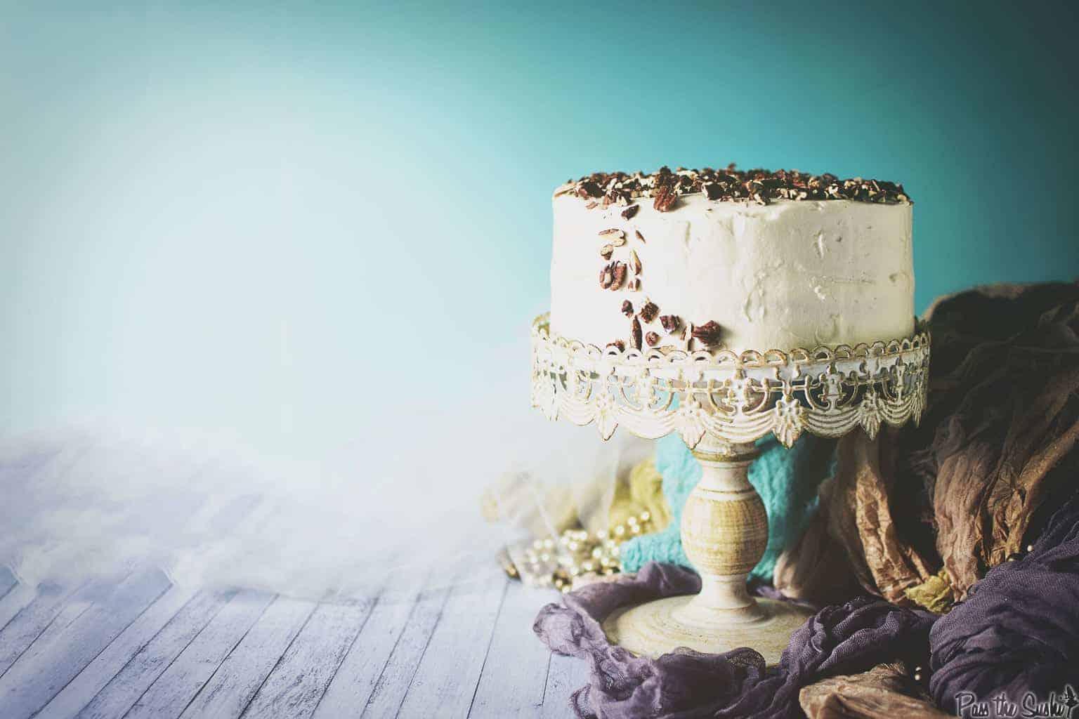 Hummingbird Cake Recipe   Kita Roberts PassTheSushi.com