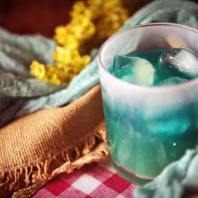 Blue Whale Cocktail Recipe