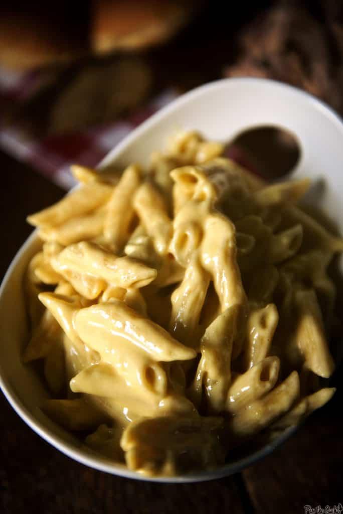 Ultimate Creamy Stovetop Mac and Cheese Recipe | Kita Roberts PassTheSushi