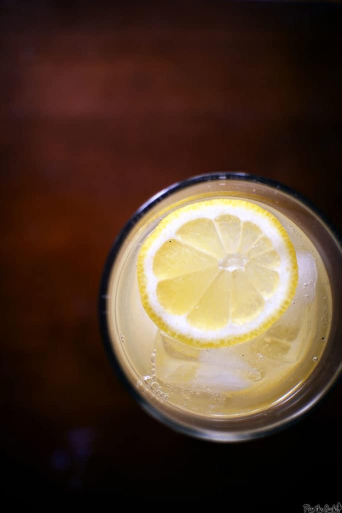 Maple Harry Palmer Cocktail Recipe | Kita Roberts PassTheSushi