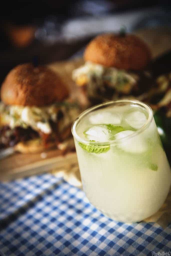 Pineapple Coconut Mojito Cocktail Recipe | Kita Roberts PassTheSushi.com