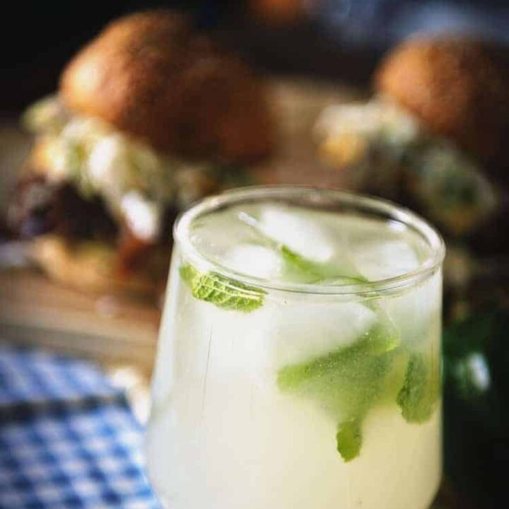 Pineapple Coconut Mojito Cocktail Recipe   Kita Roberts PassTheSushi.com