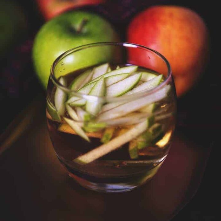 Apple Bushel Cocktail Recipe | Kita Roberts PassTheSushi.com
