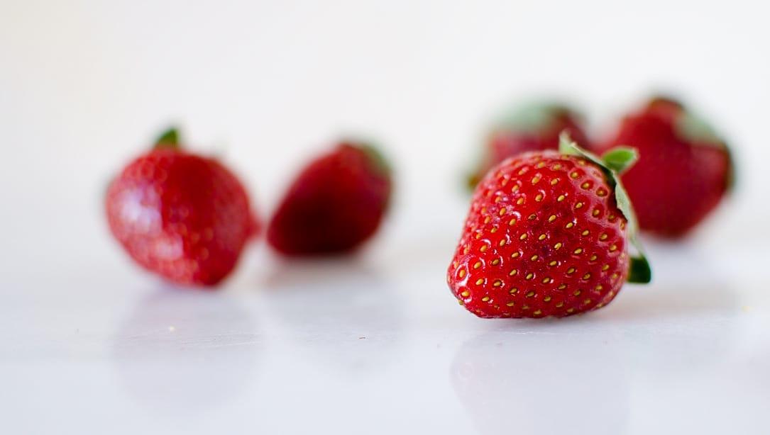 Savory Balsamic Roasted Strawberry and Basil Grilled Cheese   Kita Roberts PassTheSushi.com