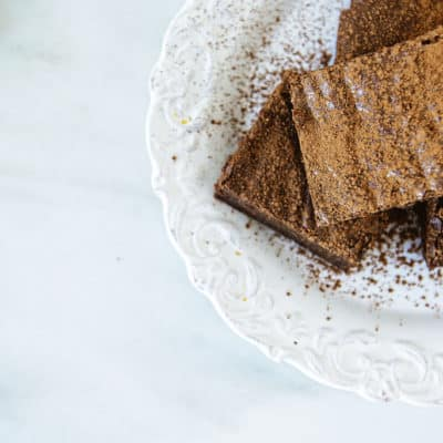 The Baked Cookbook Brownies Recipe