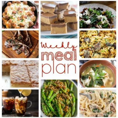 Weekly Mean Plan