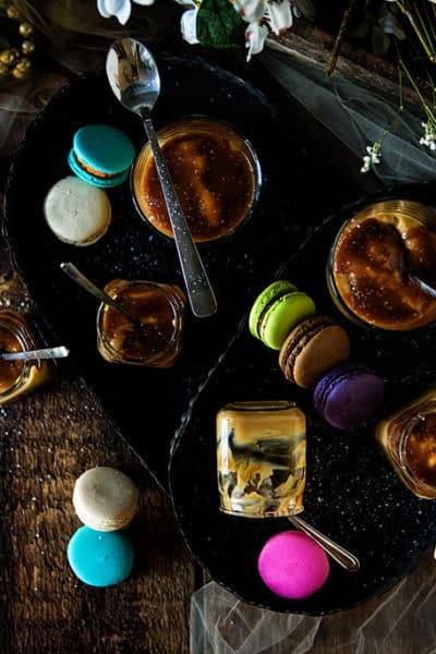 Salted Caramel Butterscotch Pudding Recipe